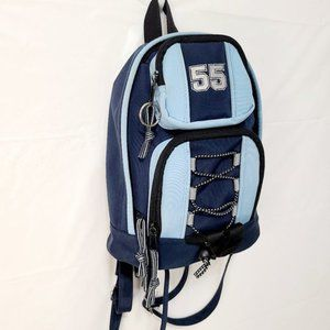 Mini Backpack w/ convertible straps